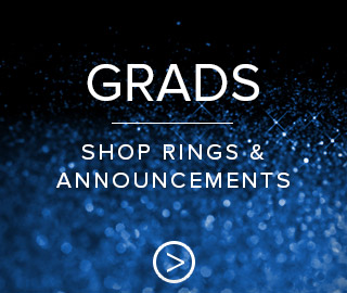 Grads, click to shop now for graduation rings and announcements.